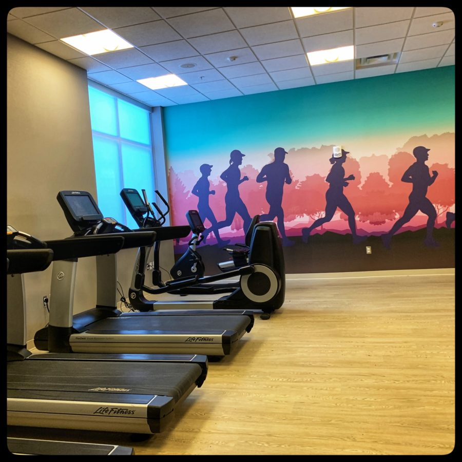 Hyatt Place Niagara Falls Gym- Cardio Equipment