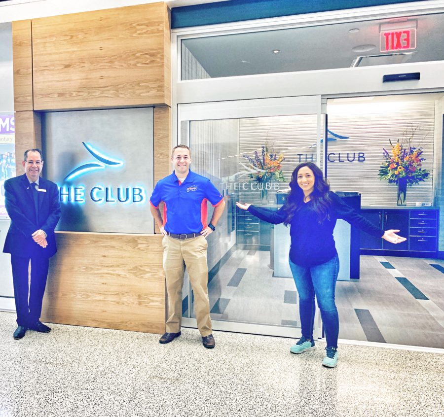 The Club at BUF opening