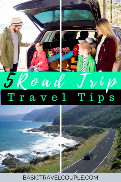 5 Travel Tips to Make Your Next Road Trip a Success