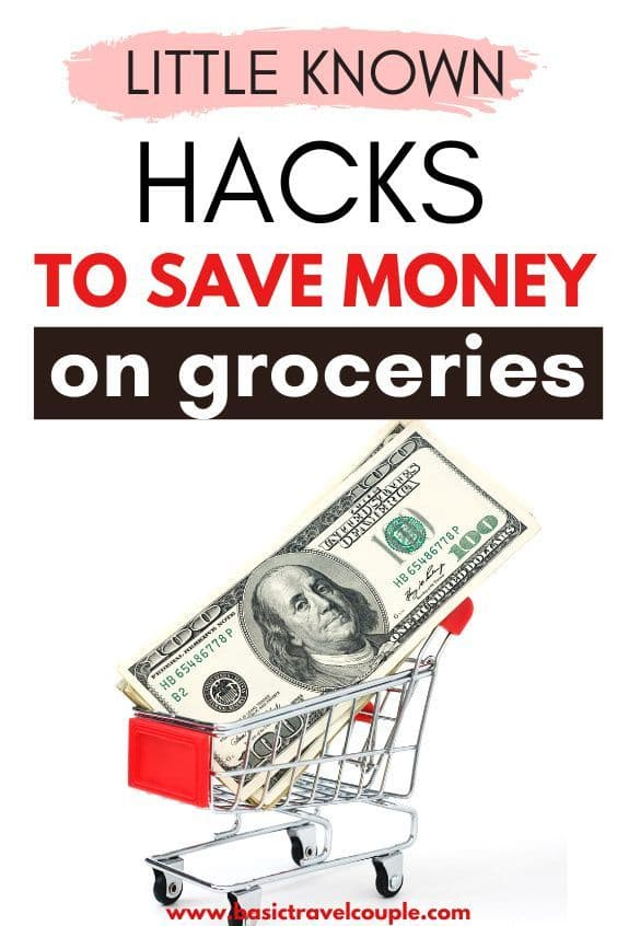 Save Money on Groceries with these 5 Basic Hacks