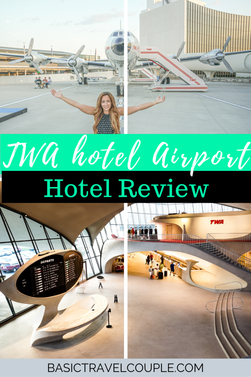 TWA Hotel Review during COVID