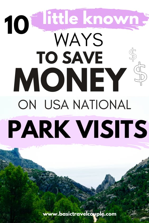 10 Ways to Save Money on a US National Park Trip