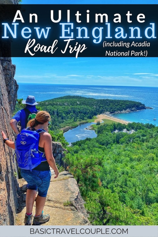Basic Guide to the New England Roadtrip + Acadia National Park