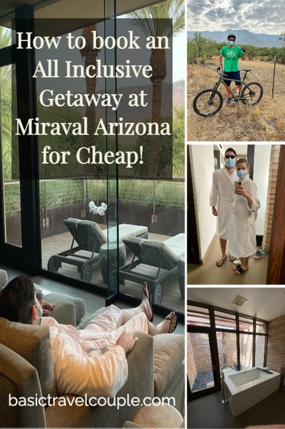 How to book a $4,386 two night stay at Miraval Arizona for $50