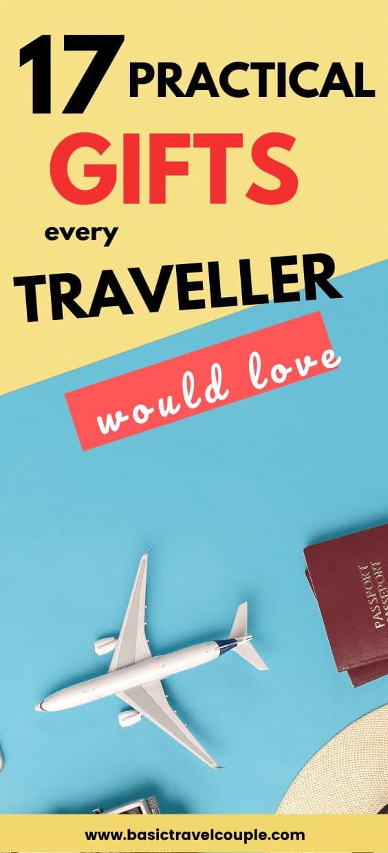 17 Best Gifts for Travelers- 2020