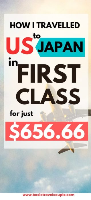 Smart Hacks to Travel on First class